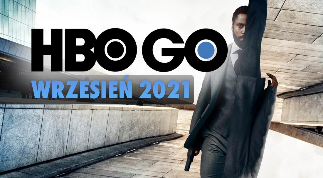 """Jest lista premier na wrzesień w HBO GO! Znamy datę premiery hitowego """"Tenet"""" i """"The Walking Dead""""! Co jeszcze się pojawi?"""