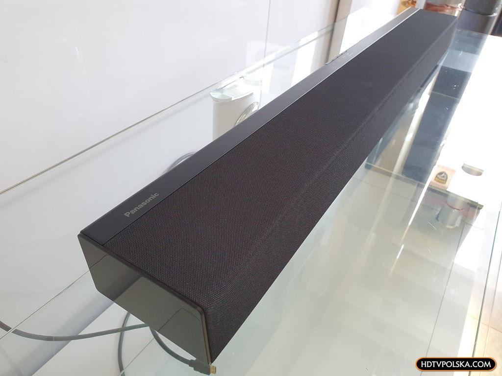 Panasonic SC-HTB490 test recenzja soundbar wyglad 2