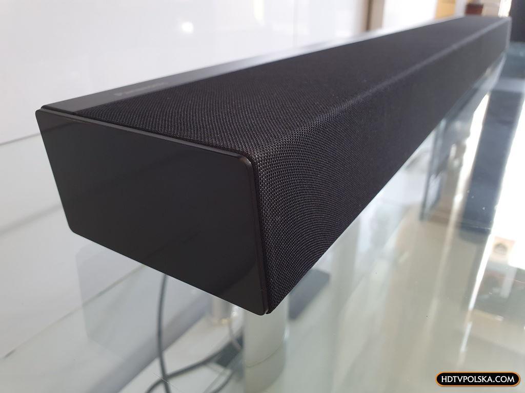 Panasonic SC-HTB490 test recenzja soundbar wyglad 3