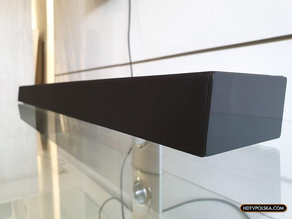 Panasonic SC-HTB490 test recenzja soundbar wyglad 4