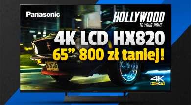 Panasonic-telewizor-HX820-promocja rtv euro agd sierpień 2021 okładka