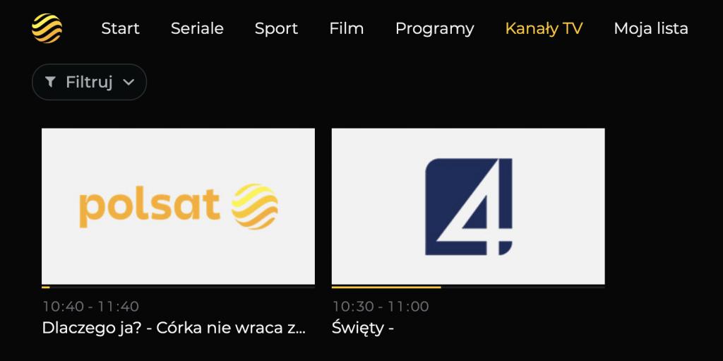 Serwisy streamingowy Polsat GO już działa! Filmy, seriale i programy dostępne za darmo - dodatkowo dwa kanały telewizji bez opłat!