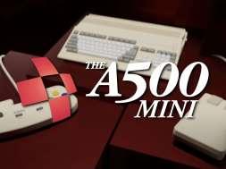 Thea500 Mini konsola