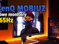benq mobiuz monitory 165 hz nowości sierpień 2021 okładka