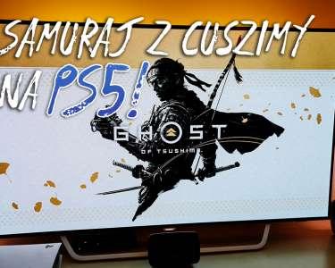 ghost of tsushima director's cut ps5 recenzja okładka v2
