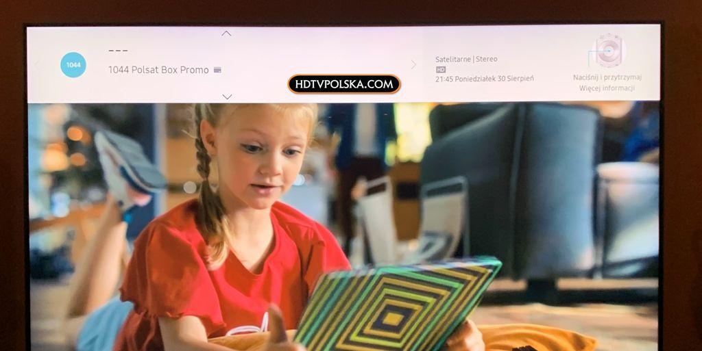 kanał polsat box promo parametry odbioru 2