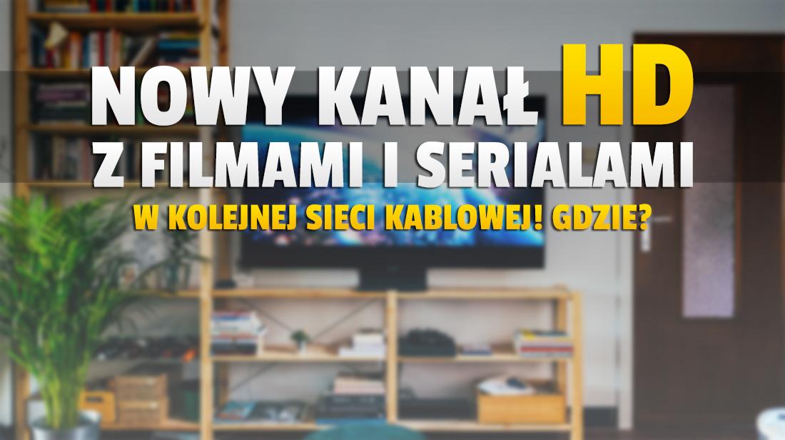 Nowy, popularny kanał z filmami i serialami w HD włączony w dużej sieci kablowej! Kto może oglądać Red Top TV? Są tam produkcje nigdy nie pokazywane w Polsce!
