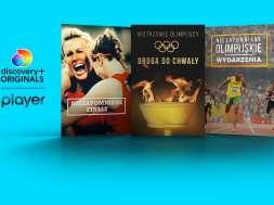 player igrzyska olimpijskie kolekcja okładka