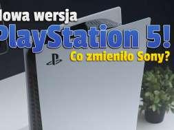 playstation 5 nowa wersja okładka