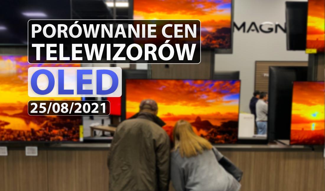 Czy warto teraz kupić telewizor OLED? Ceny w dół, trwają promocje! Aktualne porównanie cen w sklepach