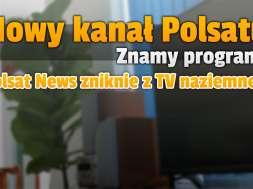 wydarzenia 24 kanał polsat news telewizja naziemna okładka