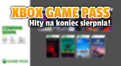 xbox game pass gry sierpień druga lista oferta okładka