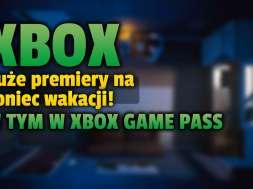 xbox gry premiery sierpień twelve minutes okładka