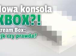 xbox stream box konsola okładka
