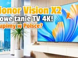 Honor Vision X2 telewizor 2021 okładka