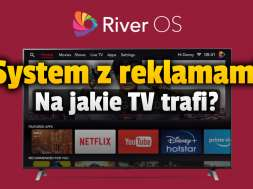 LG River OS system Smart TV na telewizory 1