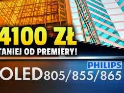 Philips OLED855_promocja_65_cali_rtv_euro_agd_okładka