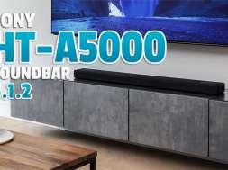 Sony soundbar HT-A5000 2021 okładka
