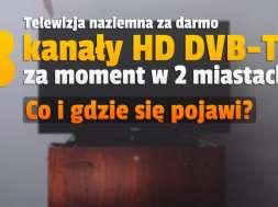 bcast telewizja naziemna dvb-t2 kanały HD testy okładka
