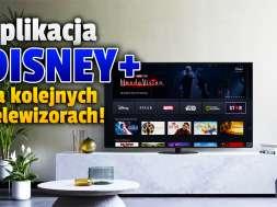 disney+ aplikacja telewizory panasonic okładka