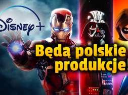 disney+ polskie filmy seriale okładka