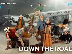 down the road 3 sezon player okładka