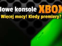 konsole xbox series x s nowe premiery okładka