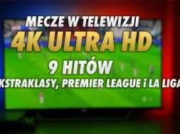 mecze 4k w telewizji canal+ eleven sports wrzesień 2021 okładka