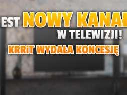 nowy kanał telewizji ewtn polska koncesja krrit okładka