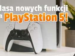 playstation 5 nowe funkcje okładka