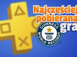 playstation plus fall guys rekord guinnessa okładka