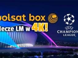 polsat box go mecze w 4K PSG Manchester City gdzie oglądać okładka