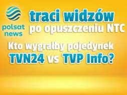 polsat news naziemna telewizja cyfrowa tvn24 tvp info okładka