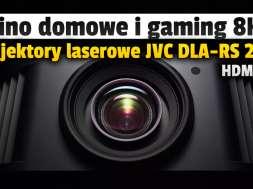 projektory laserowy JVC DLA-RS 2021 hdmi 2.1 8K okładka