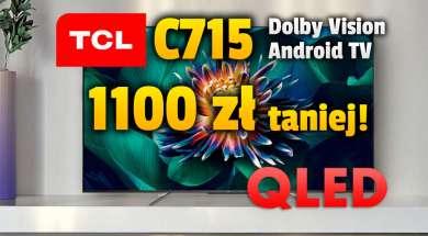 tcl c715 qled 55 cali telewizor promocja neonet wrzesień 2021 okładka