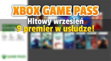 xbox game pass wrzesień 2021 oferta okładka