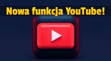 youtube premium nowa funkcja pobieranie offline okładka