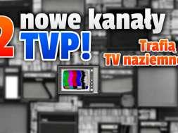 2 nowe kanały TVP Relaks Nauka logo okładka