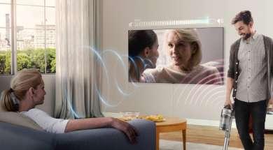Telewizor Samsung Neo QLED Aktywny Wzmacniacz Glosu