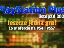 PS Plus listopad 2021 Oddworld Soulstorm okładka
