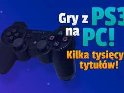RPCS3 emulator gier z PS3 na PC okładka