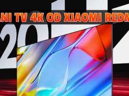Redmi Smart TV X 2022 telewizor 4K 120Hz okładka