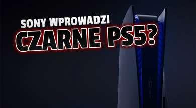 czarne PS5 Pro panele dbrand okładka