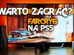 farcry6 ps5 recenzja okładka