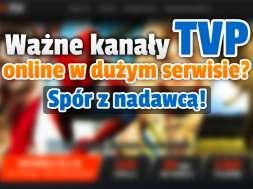 gonet tv kanały tvp3 w ofercie komunikat okładka