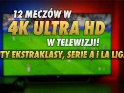 mecze w 4k w telewizji canal+ eleven sports weekend październik okładka