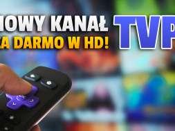 nowy kanał TVP World online za darmo HD okładka