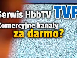 platforma hbbtv tvp kanały tvn polsat okładka