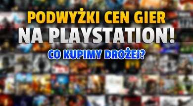 playstation store gry ceny podwyżka okładka