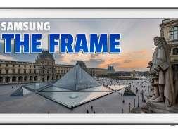 samsung the frame telewizor art store luwr okładka